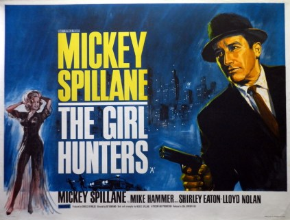 1963-The Girl Hunters