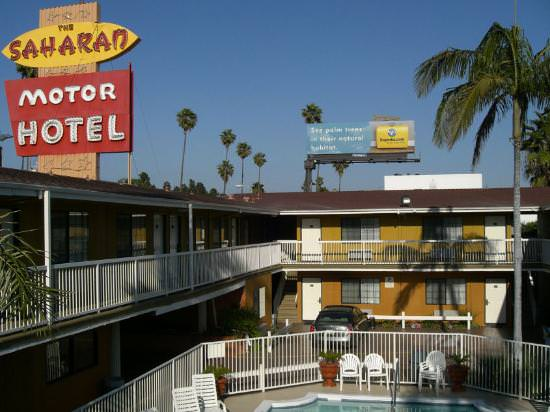 saharan motor hotel los angeles book online honeymoon