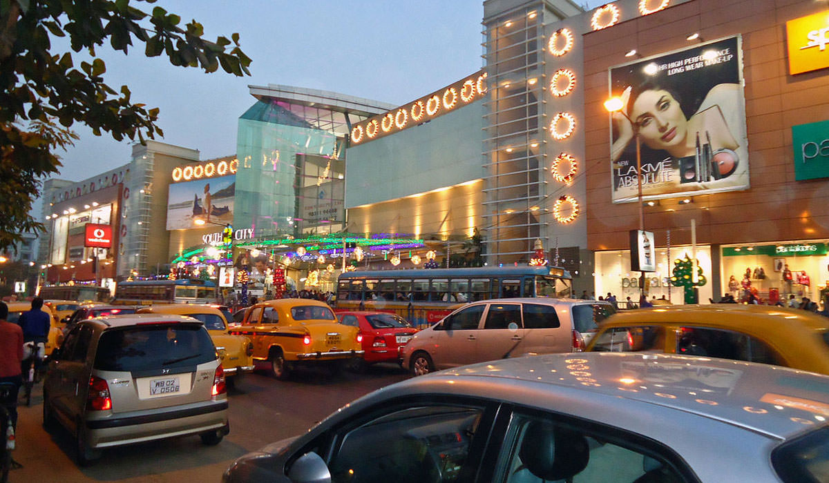 South City Mall in Kolkata
