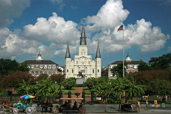 Top Romantic Places In New Orleans