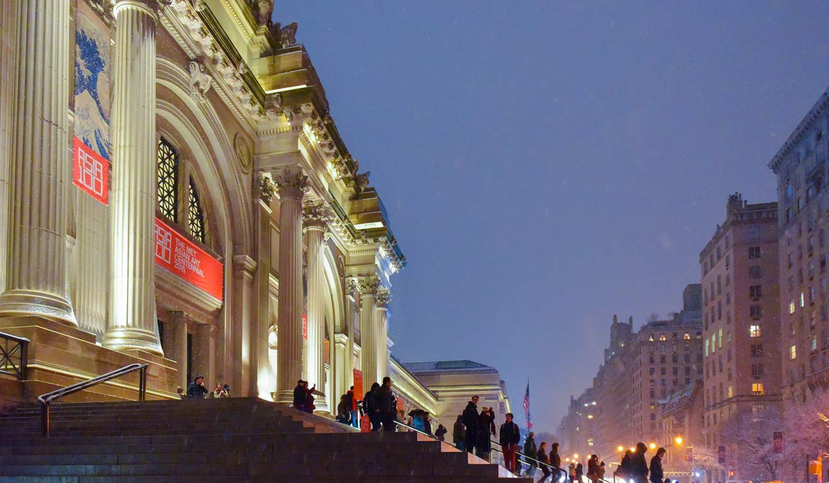 10 must see art museums in north america for Best museums in america