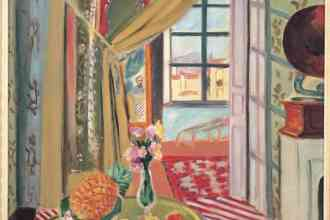 Matisse's Joy of the East: Arabesque - Scuderie del Quirinale