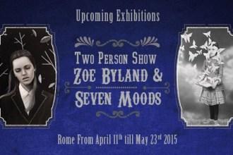 Seven Moods & Zoe Byland Exhibition