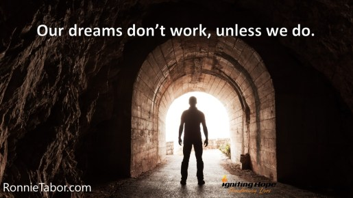 dreams dont work