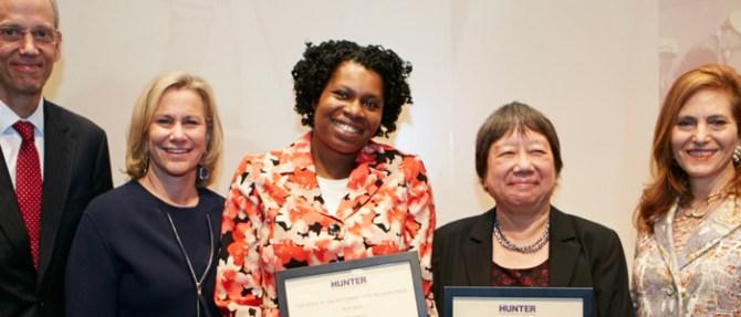 2015 Joan H. Tisch Community Health Prize Recipients