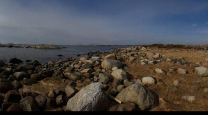 Sjøørret camp på Herføl, Hvaler