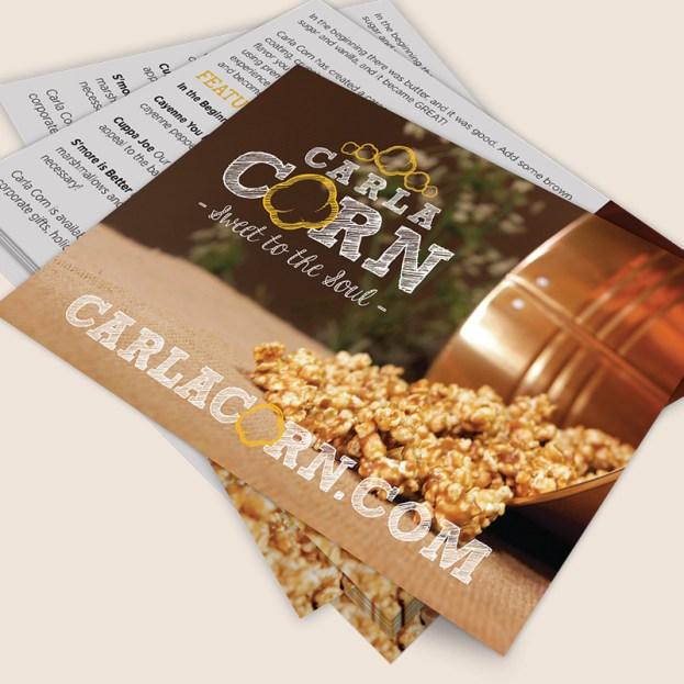 Flyer - Carla Corn