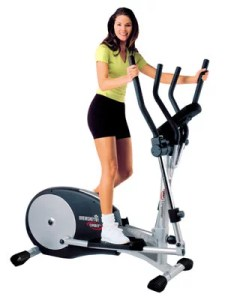 Elliptical machine 10
