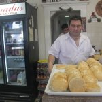 Chilean Bakery Offers International Flavor