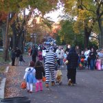 Bender Avenue: Ein Roselle Park Halloween Tradition