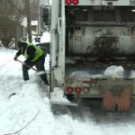Garbage & Recycling Pick-Up Postponed