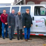 County Delivers 12-Passenger Senior Van To Borough