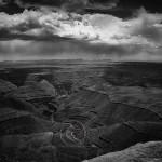 Landscape San Juan River Utah, USA