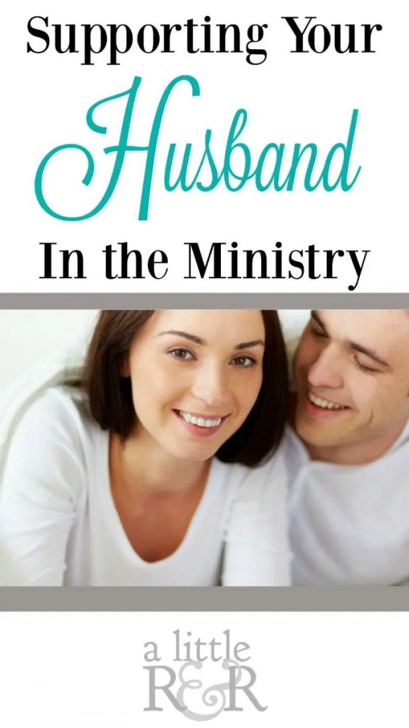 Here is how a wife can support her husband in the ministry, and enable him to do more for the Lord than he ever could alone.