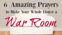 Prayers War Room Preview