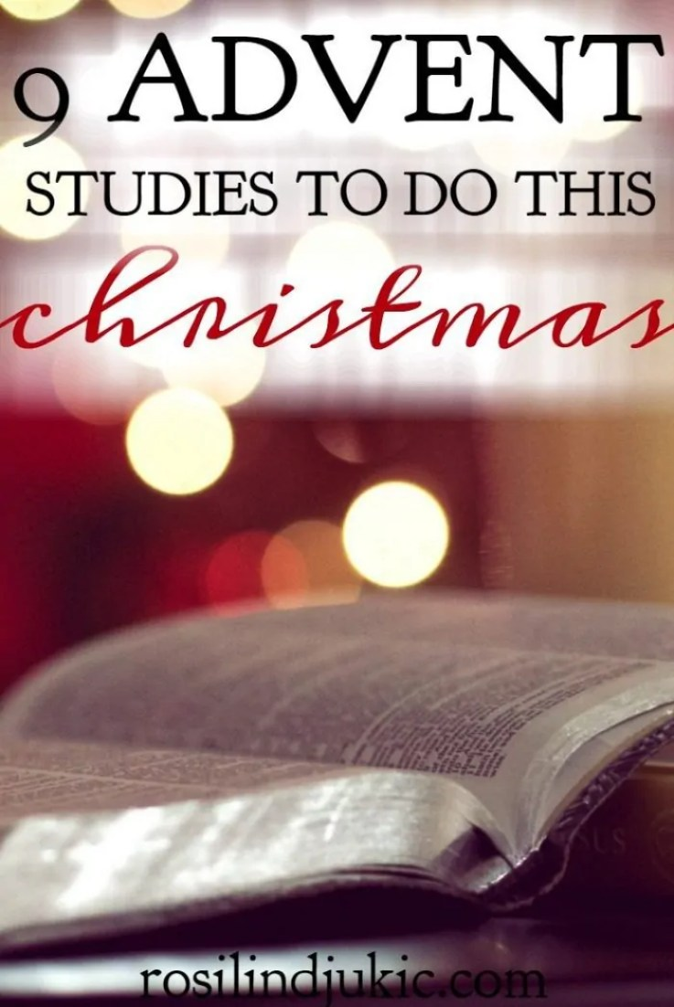 3 Christmas Bible Studies for Advent [Free Videos ...