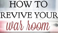 How to Revive Your War Room