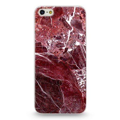 MARBLE RED PHONE CASE IPHONE 6 6S