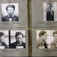 Ion Gheorghe Dragomirescu, Strul Isdrael zis Feller, Avram Liciu zis Rom, Avram Aizerman