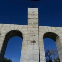 Monumentul Mota Marin majadahonda - detaliu