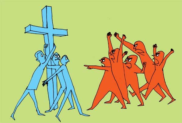 crestinismul sub asediu