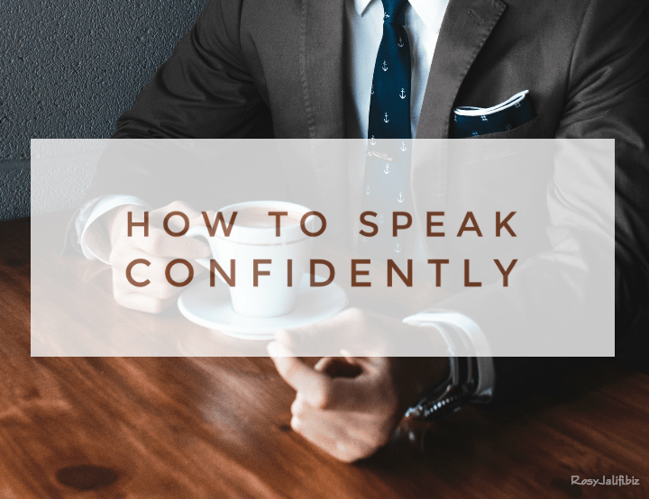 how to speak confidently on the phone