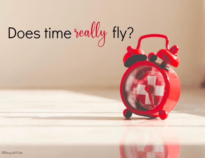 Does time really fly when you're having fun?