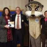 North Platte Noon Club receives award