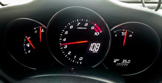 RX8 RotaryPit kilometraje
