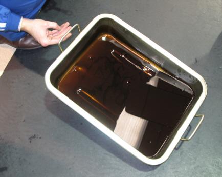 Aceite queda en motor RX8 si no renovación correcta RotaryPit RX8