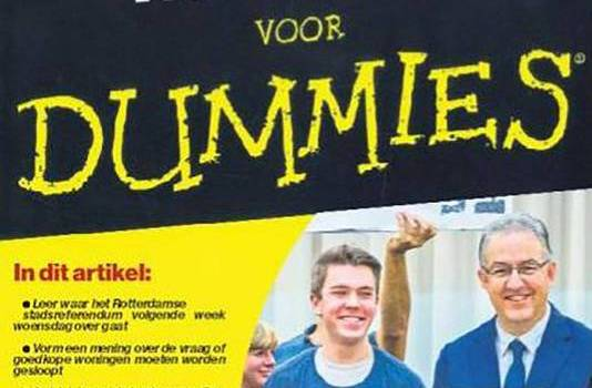 Woonreferendum Rotterdam voor dummies