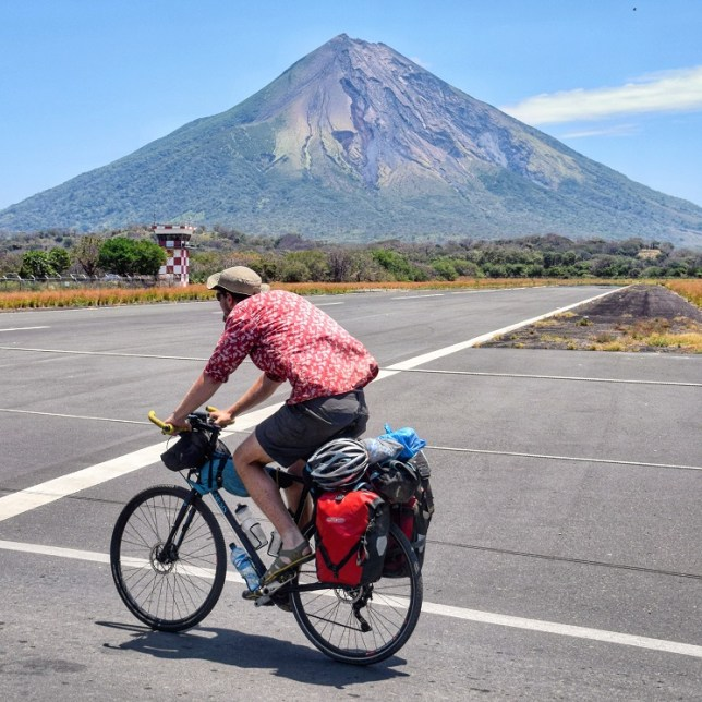 Volcan Concepcion, Ometepe
