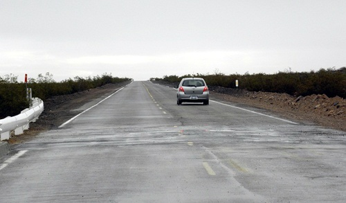 Route 66 reopened from Ludlow to Amboy