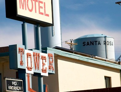 Tower Motel in Santa Rosa closes to overnight travelers