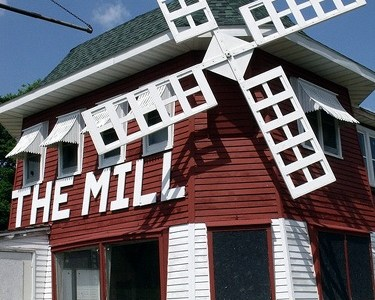 The Mill is launching an online campaign to finish restoration