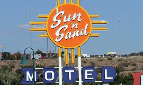 The sad decline of the Sun 'n Sand Motel