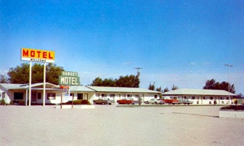 Alternative lender helps Route 66 motel in Moriarty
