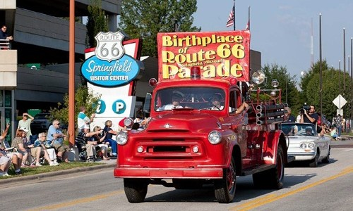 23,000 attend Birthplace of Route 66 Festival