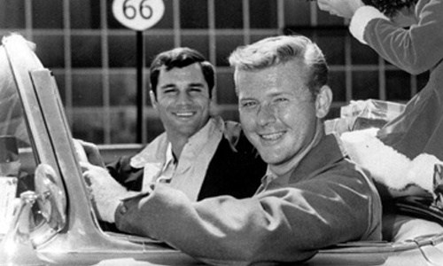 """Route 66"" co-star Martin Milner dies"