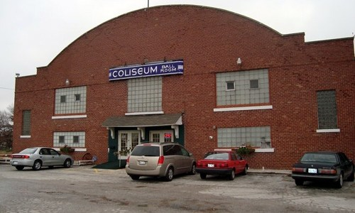 Coliseum Ballroom film will previewed at tribute show