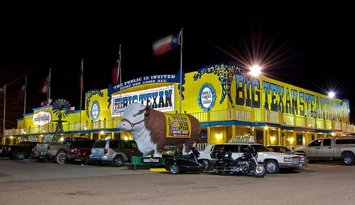 More details released on future Big Texan Steak Ranch