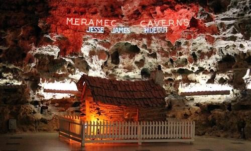 Meramec Caverns may be closed until mid-summer