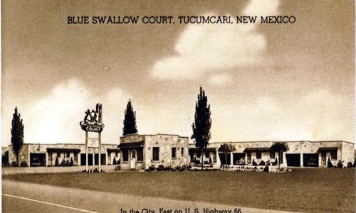 So what really happened to the Blue Swallow Motel's former owner?