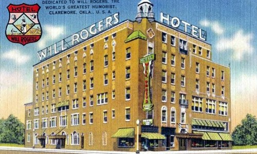 Hotel Will Rogers undergoes renovations