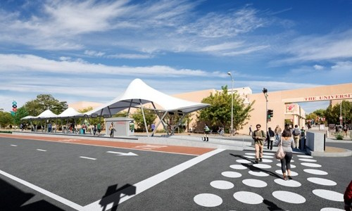 Contract signed for Albuquerque Rapid Transit construction