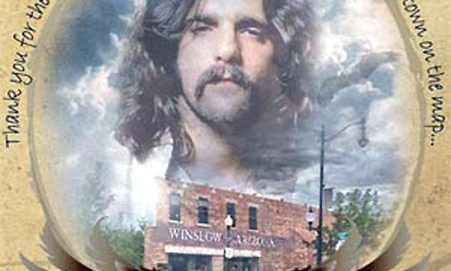 Glenn Frey tribute statue will be installed Sept. 23 in Winslow