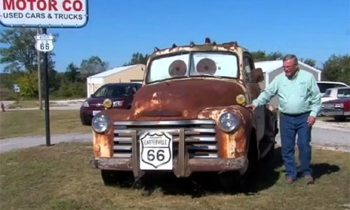 Tow Tater, aka Tow Mater, has a competitor in Missouri Mater