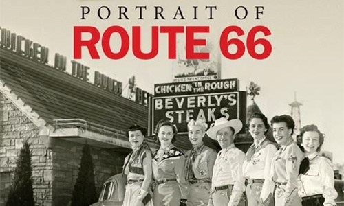 "Book review: ""Portrait of Route 66"""