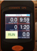 Coxmate GPS display 5 units