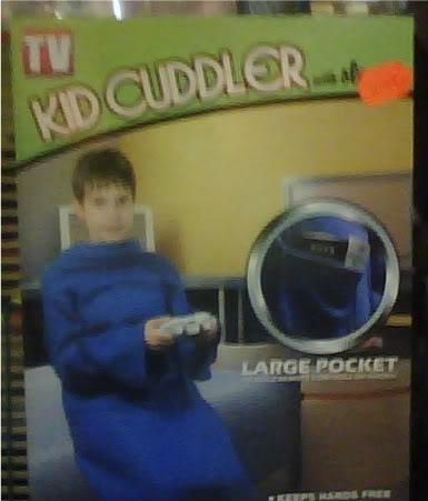 kid cuddler